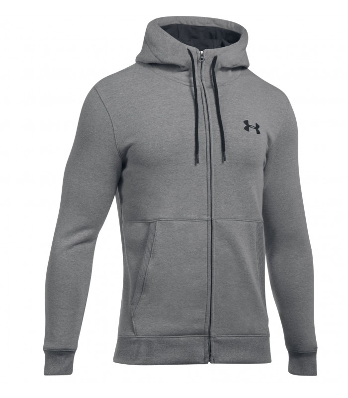 3b58a05bd8341 Sudadera para hombr Under Armour Threadborne™ Fleece de color gris