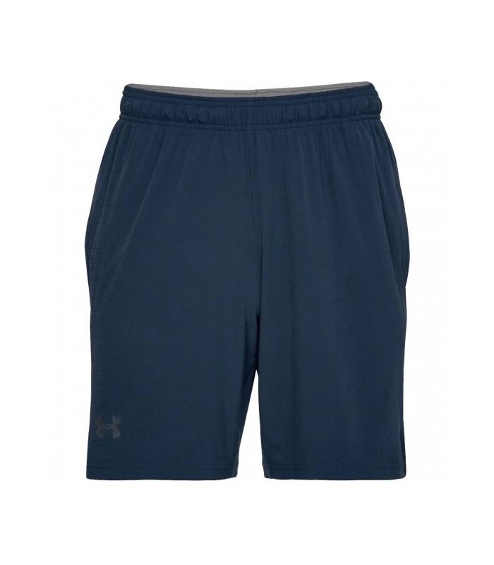 fe04c88bd6 Pantalón corto UA Cage Short para hombre de color azul