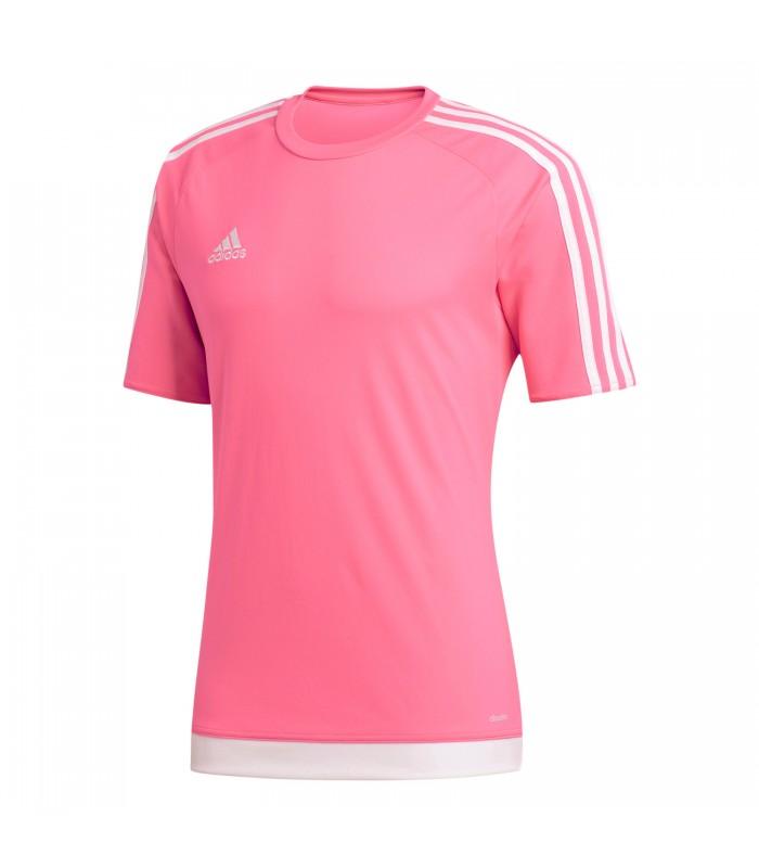 bb7cf7209 Camiseta adidas Estro 15 para hombre en color rosa