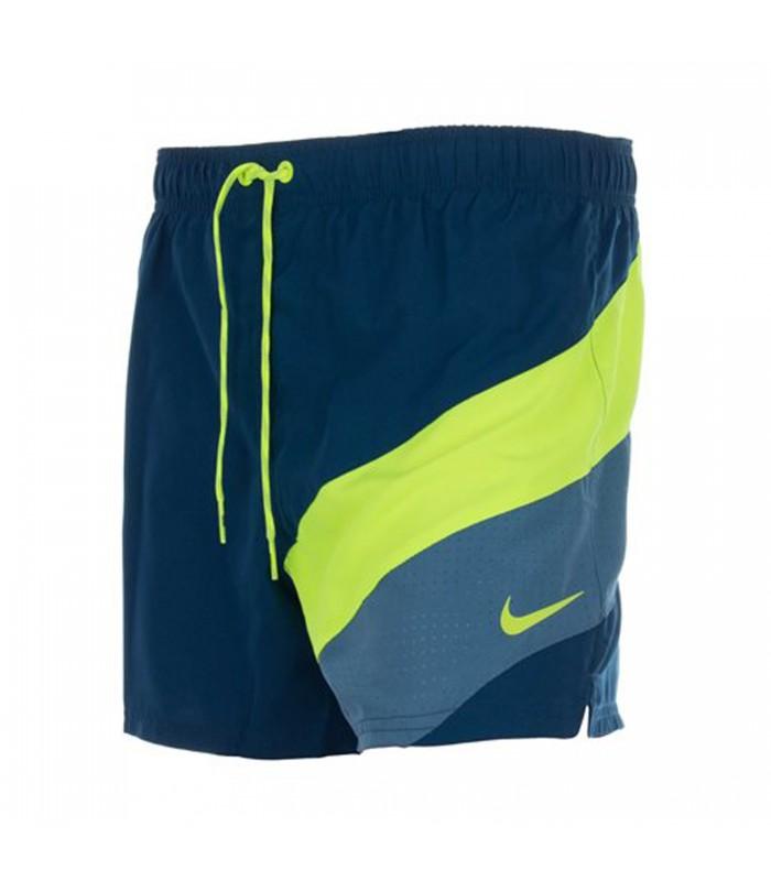 """25ad73285971 Bañador Nike Solid Signal 4"""" para hombre en color verde"""