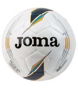 Balón de fúbtol sala Joma A5 Hybrid de color blanco. Ref: 400356.308. Balón Joma de fúbtol sala perfecto para tus entrenamientos deportivos.