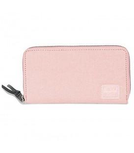 Cartera Herschel Thomas 10384-01562 en color rosa, cartera con espacio para guardar un móvil tamaño iphone 7. Más colores disponibles en chemasport.es