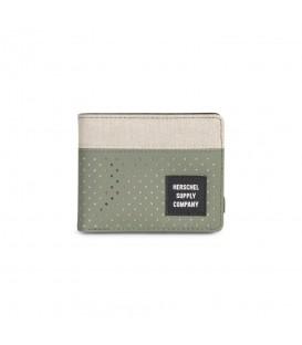 ¿Buscas un tarjetero? La Cartera Herschel Roy 10363-01631 en color verde te ofrece compartimentos para tus tarjetas, dispone de compartimento para billetes.