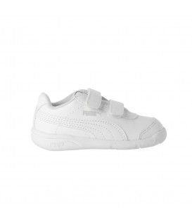 ZAPATILLAS PUMA STEPFLEEX 2 SL V KIDS 190115-01 BLANCO