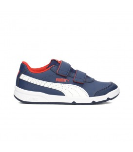 ZAPATILLAS PUMA STEPFLEEX 2 SL V PS 190114-08 AZUL MARINO