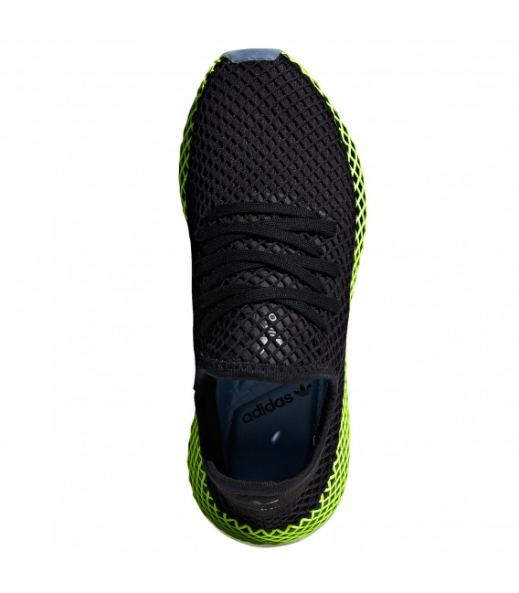 newest 92a0f 501bf Zapatillas adidas Deerupt Runner para hombre en color negro