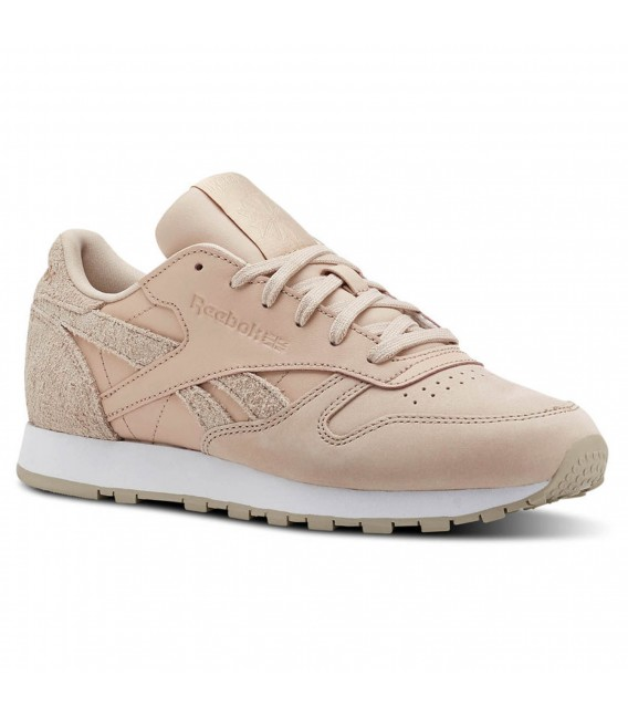 0735ee081cf4c ZAPATILLAS REEBOK CLASSIC LEATHER CN2960 ROSA MUJER