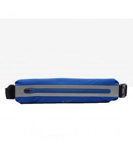 Riñonera Nike Slim N.RL.A0.496.OS en color azul, riñoneras de running en chemasport.es al mejor precio.
