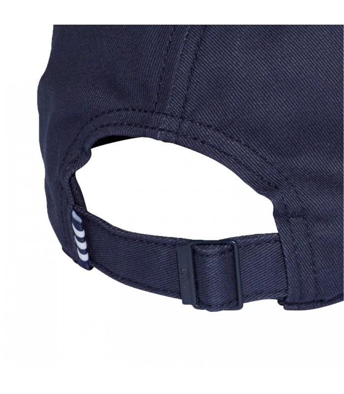 Gorra adidas Trefoil Classic unisex de color azul marino 3c6b550d7c0