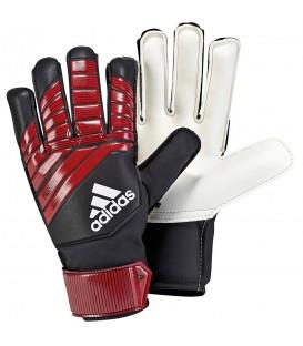 Guantes adidas Predator Junior CW5606, guantes de portero que aportan un agarre suave, con cierre de velcro para un mejor ajuste, más colores en chemasport.es