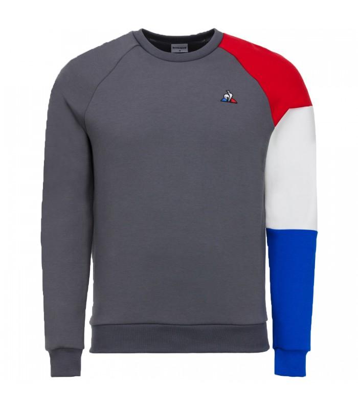 disfruta de precio barato guapo 60% barato Sudadera Le Coq Sportif Tricolore para hombre en color gris