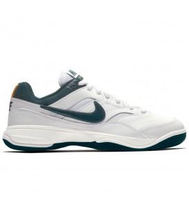 Zapatillas de tenis para mujer Nike Court Lite de color blanco cierre con cordones al mejor precio y gastos de envío gratis en chemasport.es
