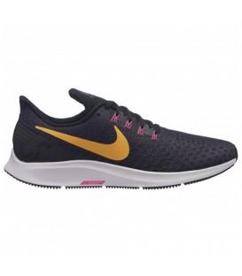 11550f8cce5a1 Zapatillas de running para hombre Nike Air Zoom Pegasus 35 942851-008 de  color violeta
