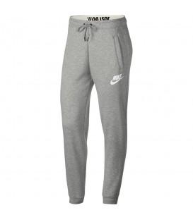 Pantalón Nike Sportwear Rally 931868-050 para mujer en color gris, más pantalones en chemasport.es al mejor precio.
