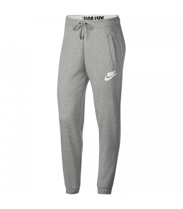 f9bf3edb4569a Pantalón Nike Sportwear Rally para mujer en color gris