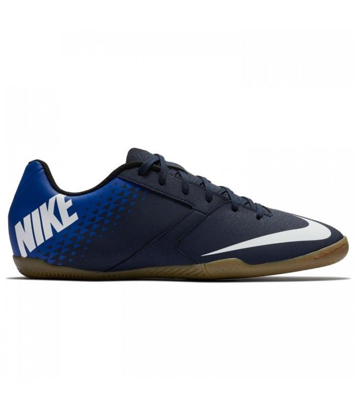 zapatillas de fútbol sala nike azules