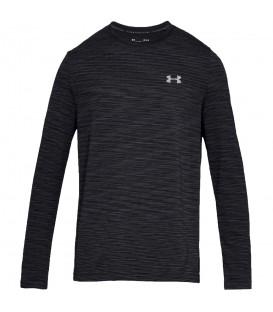 Camiseta Under Armour Vanish Seamless 1325629-001 para hombre en color gris, camisetas de entrenamiento en chemasport.es