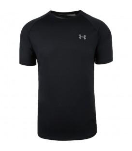 Camiseta Under Armour Tech 1326413-001 para hombre en color negro, camisetas de entrenamiento a buen precio.