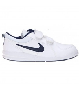 ZAPATILLAS NIKE PICO 4 PS 454500-101 VELCRO BLANCO