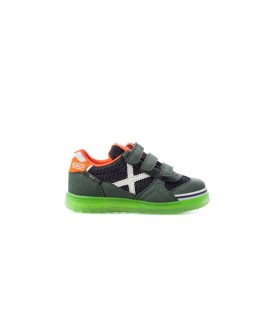 ZAPATILLAS MUNICH G-3 KID VCO GLOW