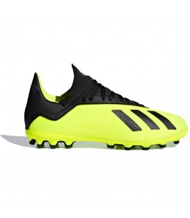 BOTAS DE FÚTBOL ADIDAS X 18.3 CÉSPED ARTIFICIAL JUNIOR