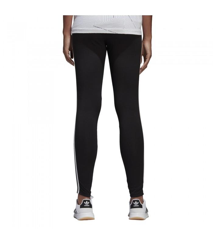 Mujer Color Stripes De 3 Para Mallas Tight Negro Adidas qw51n0R