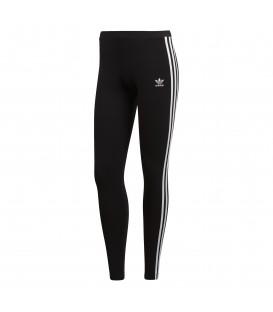 Mallas para mujer adidas 3 stripes tight CE2441 de color negro, las mallas de moda en chemasport.es, compra ya y recíbelas en 24/48 horas!