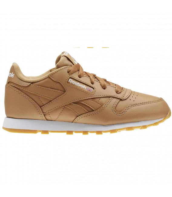 f1d4f2aa2e192 ZAPATILLAS REEBOK CLASSIC LEATHER JUNIOR