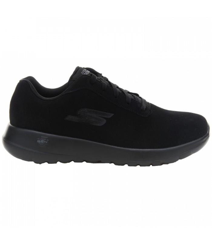Para Color Max Gowalk Negro Zapatillas En Skechers Hombre SVUqzMLpG
