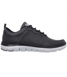 ZAPATILLAS SKECHERS FLEX ADVANTAGE- DALI 52124-BLK
