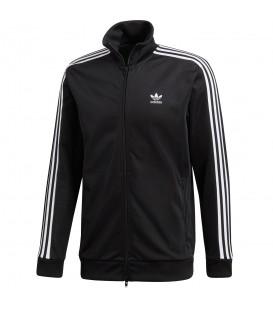 Chaqueta Beckenbauer CW1250 para hombre en color negro, clásica chaqueta adidas, más modelos adicolor en chemasport.es