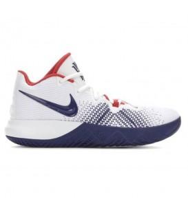 Zapatillas de baloncesto Nike Kyrie Flytrap AA7071-146 de color blanco para hombre al mejor precio en tu tienda deportiva online chemasport.es