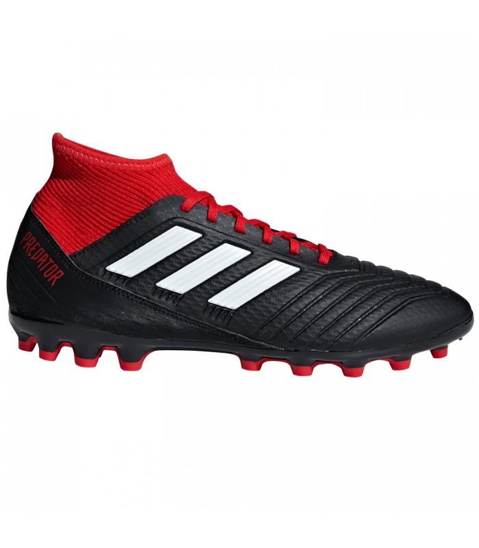 3aa85e0194b85 Botas de fútbol adidas Predator 18.3 AG para hombre en color negro