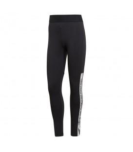 Mallas adidas Sport ID CZ5674 para mujer en color negro, mallas fitness de las mejores marcas en chemasport.es