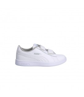 ZAPATILLAS PUMA SMASH V2 L V KIDS