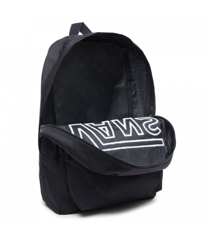 Mochila Vans Old Skool II de color negro 0489f7dbb4f