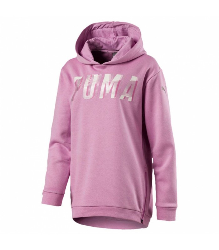4388421e431 Sudadera Puma Style para niños en color rosa