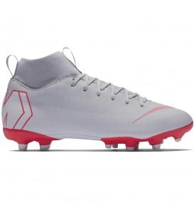 Botas de fútbol para hombre Nike Superfly 6 Academy MG AH7362-060 de color gris al mejor precio en chemasport.es