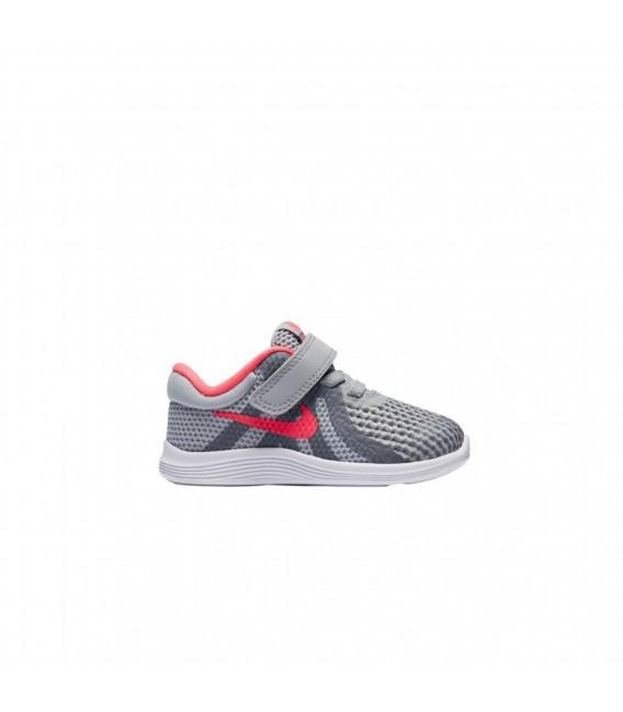 Nike Revolution 4 TDV zapatillas deportivas con velcro para