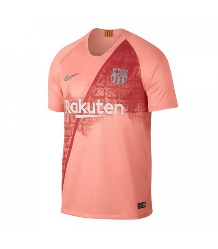 CAMISETA NIKE FC BARCELONA 2018 19 ALTERNATIVA STADIUM dd320fb6251ad