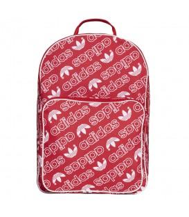cbace9e7e2e Mochila adidas classic con estampado de logos de la marca DH3364 de color  rojo al mejor