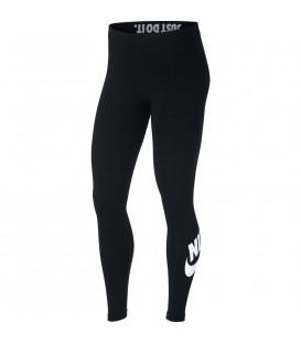 Mallas deportivas para mujer Nike Intertwist de talle alte con tejido que absorve el sudor. AH2010-010. Disponibles en www.chemasport.es