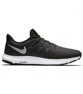 Zapatillas de running para hombre Nike Quest AA7403-001 de color negro con cordones al mejor precio y gastos de envío gratis en chemasport.es