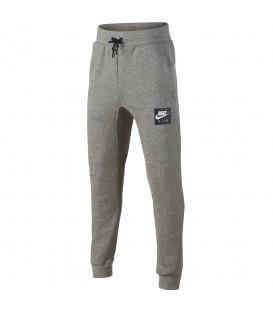 Pantalón de algodón de la marca Nike de la línea Air 939585-063, pensado para el hámbito deportivo tanto como casual.