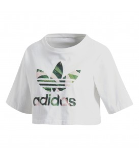 CAMISETA ADIDAS THE FARM COMPANY CROPPED TEE