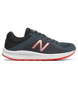 Zapatillas para hombre New Balance 420 CP4 de color negro para fitness y running con buena relación calidad precio en chemasport.es