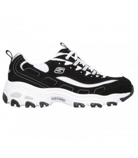 ZAPATILLAS SKECHERS D'LITES BIGGEST FAN 11930-BBK