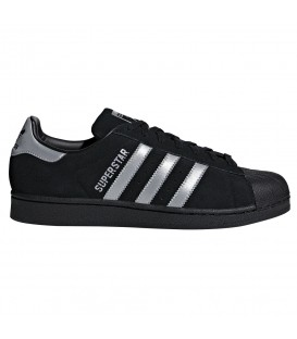 ZAPATILLAS ADIDAS SUPERSTAR B41987 NEGRO