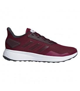 Zapatillas de running para mujer adidas Duramo 9 BB6392 de color granate. Otros modelos de zapatillas de running en chemasport.es