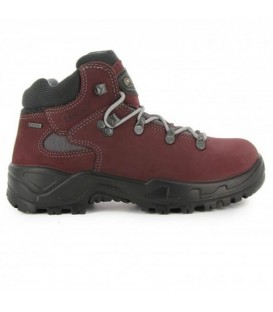 Botas de trekking ligero para mujer Chiruca Panticosa 4407507 de color granate. Otras botas de trekking para mujer en chemasport.es